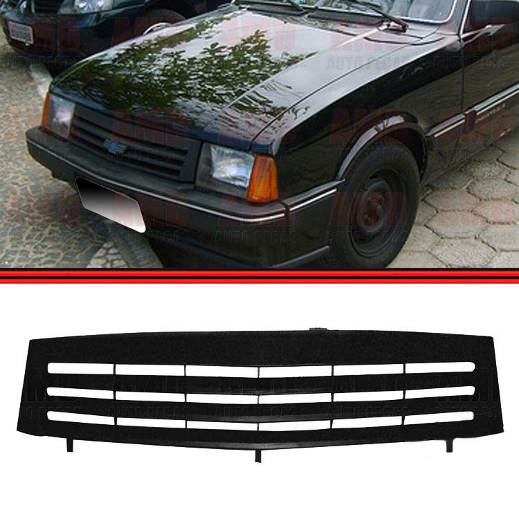 Grade Dianteira Radiador Chevette 87 a 96  - Amd Auto Peças