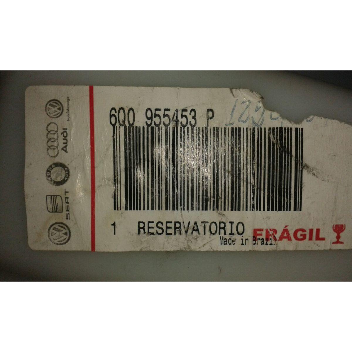 Reservatorio Agua Polo Fox 03 a 08  - Amd Auto Peças