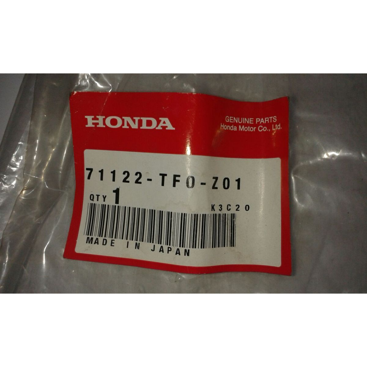 Moldura Grade Honda New Fit 12 Cromada  - Amd Auto Peças