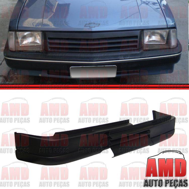 Spoiler Dianteiro Chevette Marajó Chevy 500 83 a 90 Sem Furo de Milha