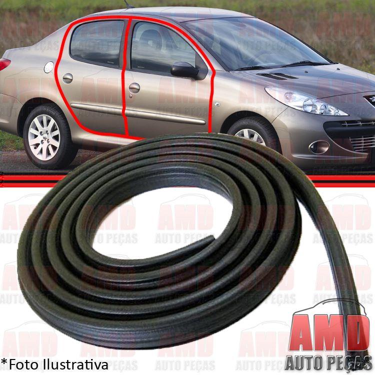 Borracha Porta Peugeot 206 207 Peugeot 306 Peugeot 307 Passion 207 Scapade 206 207
