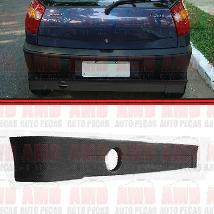 Spoiler Traseiro Palio 96 � 99 Interi�o Liso  - Amd Auto Pe�as