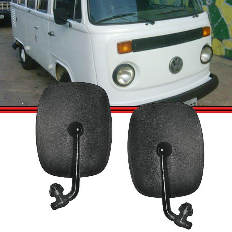 Retrovisor Espelho Kombi Clipper 76 a 96  - Amd Auto Pe�as