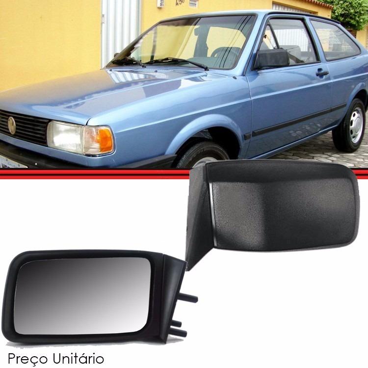Retrovisor Espelho Gol Voyage Parati 88 a 94 Saveiro 87 a 97 Fixo  - Amd Auto Peças