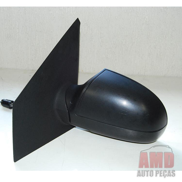 Retrovisor Espelho Fiesta 03 á 10 Com Controle  - Amd Auto Peças