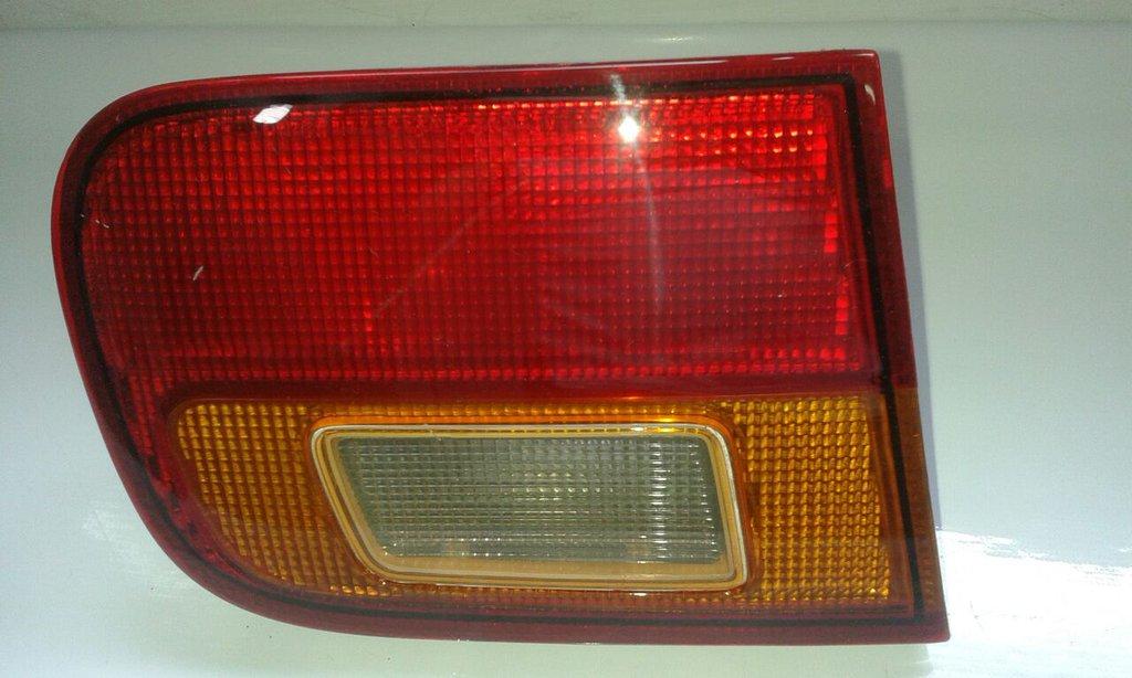 Lanterna Traseira da Tampa Honda Civic 94 a 97  - Amd Auto Peças