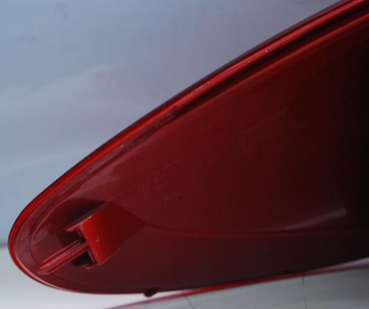 Lanterna Traseira Peugeot 207 08 a 12 Grade Cromada  - Amd Auto Peças