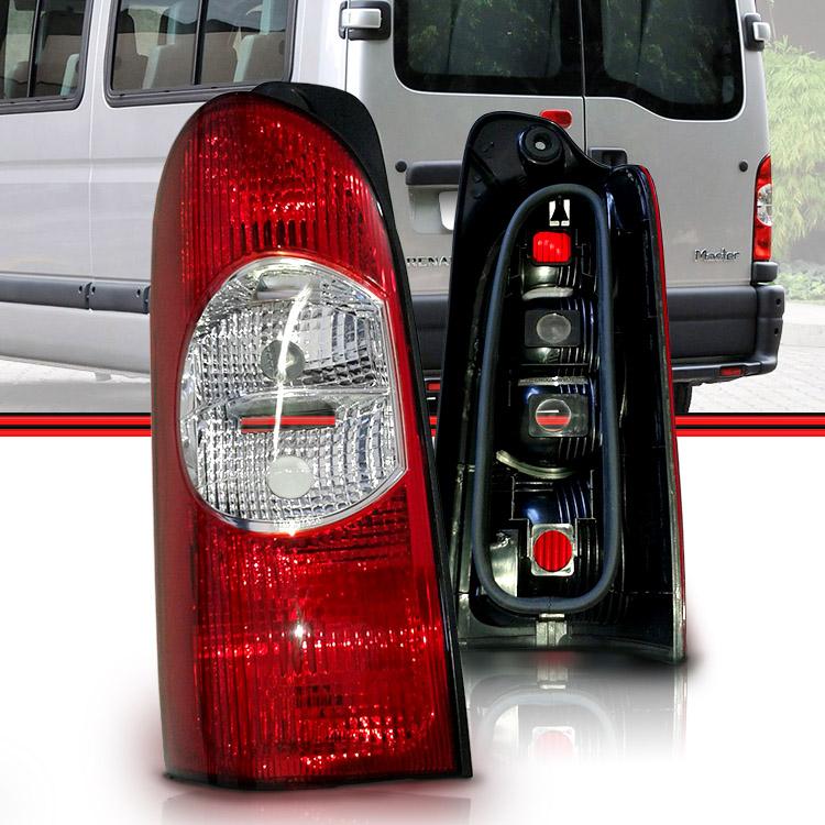 Lanterna Traseira Renault Master 03 a 12  - Amd Auto Peças