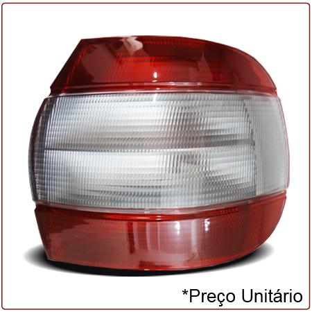 Lanterna Traseira Siena 97 a 00  - Amd Auto Peças
