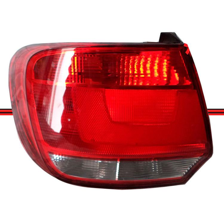 Lanterna Traseira Gol GVI G6 12 a 15 Ré Cristal  - Amd Auto Peças