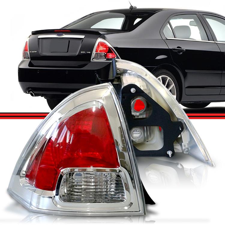 Lanterna Traseira Fusion 06 a 10  - Amd Auto Peças