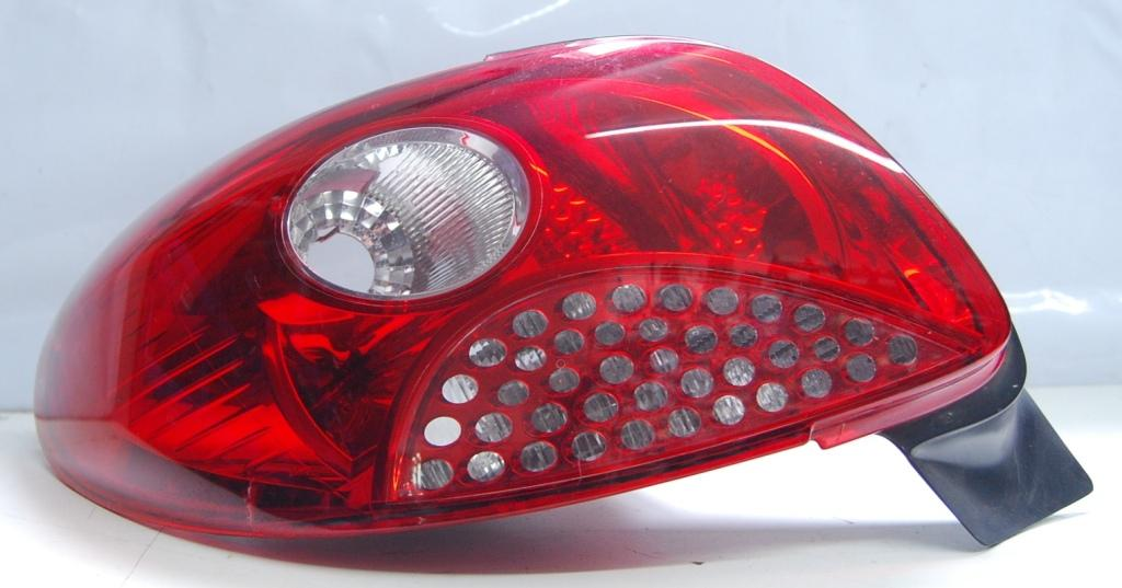 Lanterna Traseira Peugeot 206 08 a 10  - Amd Auto Peças