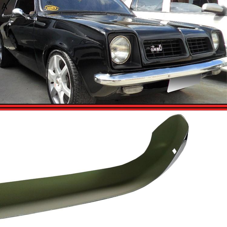 Parachoque Dianteiro Chevette 78 á 79 Cromado  - Amd Auto Peças