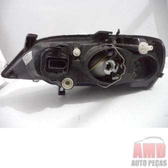 Farol Astra 03 a 11 Cromado  - Amd Auto Peças