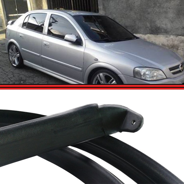 Pingadeira Superior Porta Astra Hatch Sedan 4 Portas 99 a 11  - Amd Auto Peças