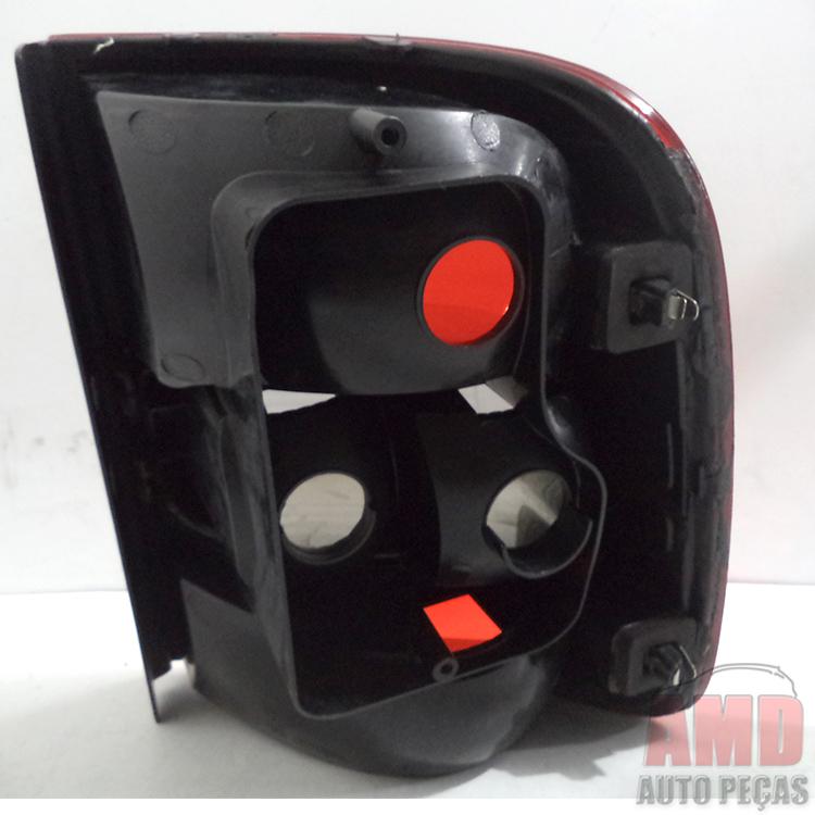 Lanterna Traseira Saveiro GV G5 08 A 13 Fumê  - Amd Auto Peças