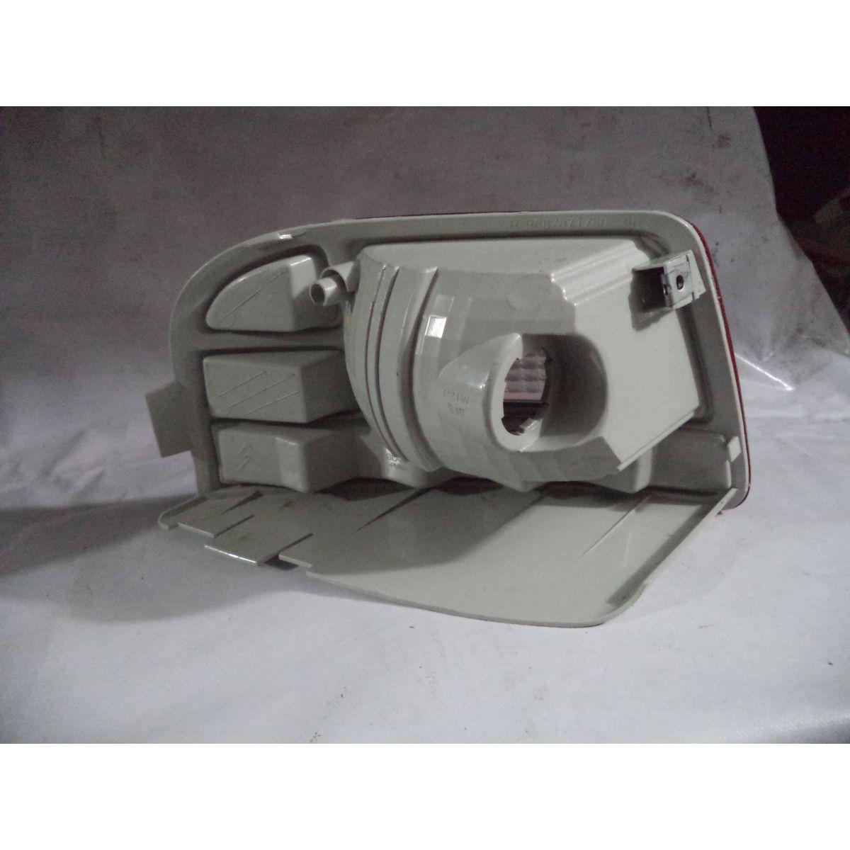 Lanterna Parachoque Neblina Traseira Air Cross  - Amd Auto Peças