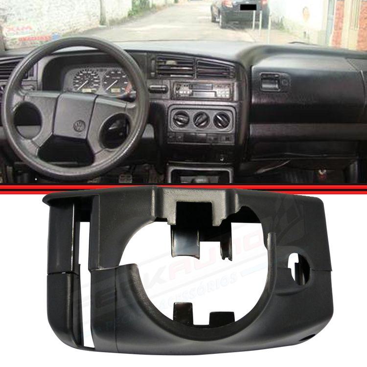 Capa Cobertura Moldura Chave Seta Golf 95 a 98 Com Regulagem  - Amd Auto Peças