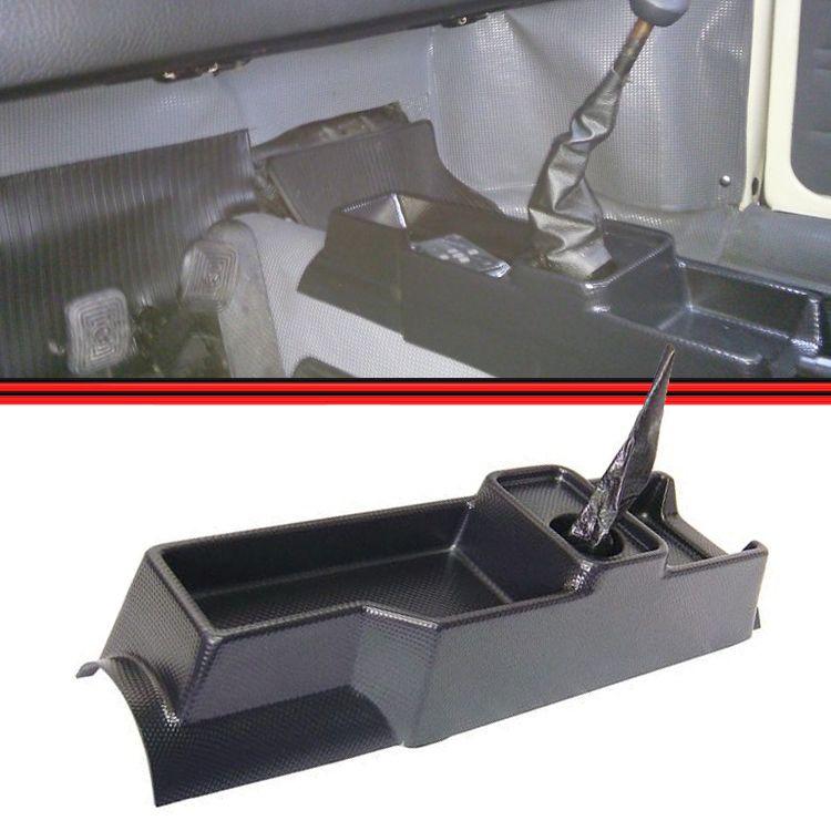 Console Fusca Fuscão Fafá Itamar 71 a 96 Coifa de Napa Plástico Preto  - Amd Auto Peças