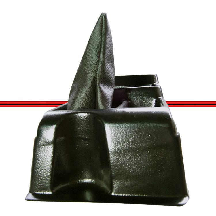 Console Corcel I Belina I 71 a 77 Com Coifa Napa Preto