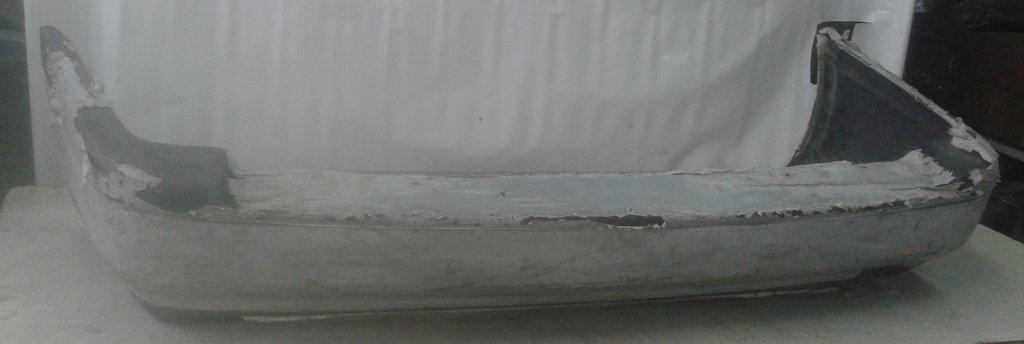 Parachoque Traseiro Passat Alemão Perua SW 93 a 97  - Amd Auto Peças