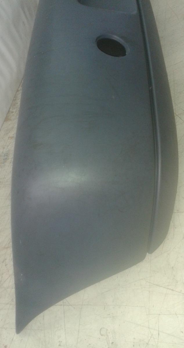 Parachoque Traseiro Fiesta 96 a 99 Azulado Texturizado  - Amd Auto Peças