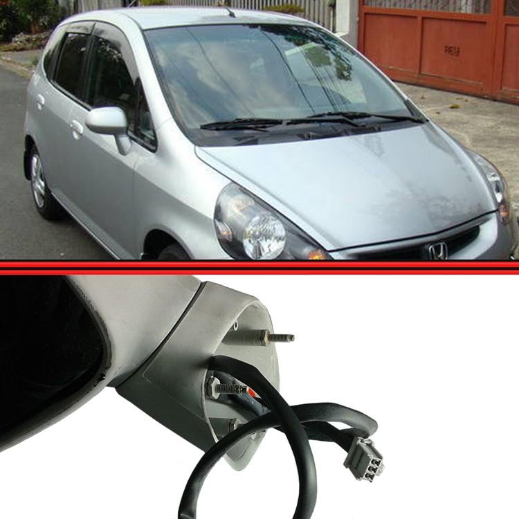Espelho Retrovisor Honda Fit 03 a 08 Controle Elétrico  - Amd Auto Peças