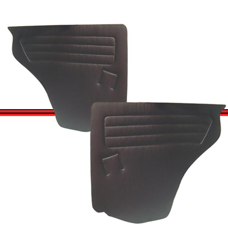 Jogo Forração Revestimento Lateral Traseira Gol 80 a 95  - Amd Auto Peças
