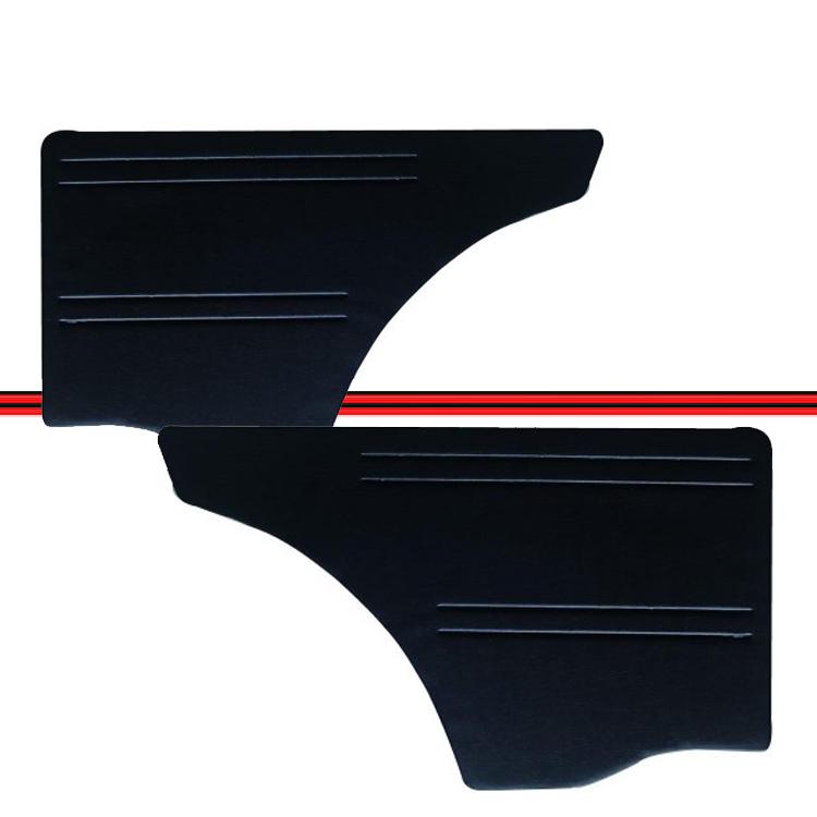 Jogo Forra��o Revestimento Lateral Traseiro Chevette  - Amd Auto Pe�as
