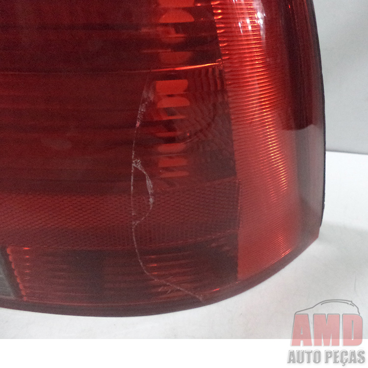 Lanterna Traseira Corsa Sedan 03 a 11 Ré Branco Original  - Amd Auto Peças