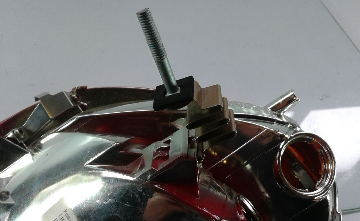 Lanterna Traseira New Beetle 98 a 05  - Amd Auto Peças