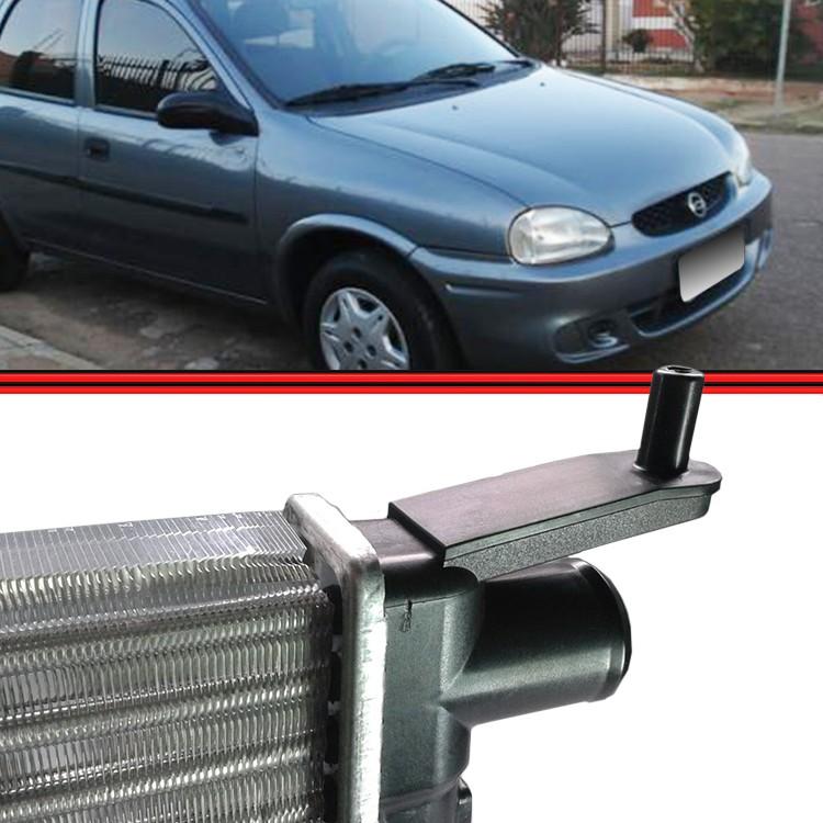 Radiador Corsa 1.0 1.4 1.6 94 a 02  - Amd Auto Peças
