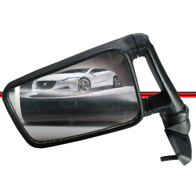 Retrovisor Espelho Universal Blic Reversível  - Amd Auto Peças