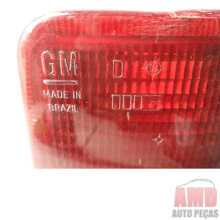 Lanterna Traseira Kadett 89 a 98 Tricolor  - Amd Auto Pe�as
