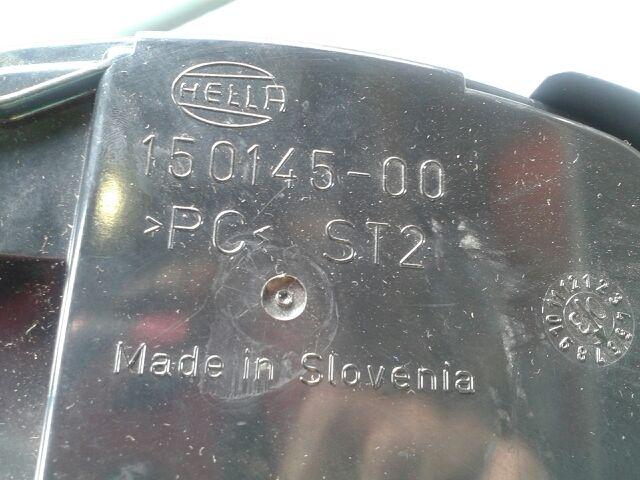 Farol Golf 99 a 06 Cromado Lado Esquerdo  - Amd Auto Peças