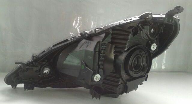 Farol Honda New Fit 09 a 12 Lado Direito  - Amd Auto Pe�as