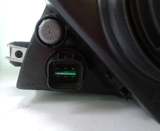 Farol Hyundai i30 08 a 12 Duplo Mascara Negra Lado Direito  - Amd Auto Peças