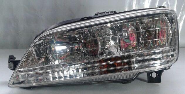 Farol Idea 05 a 10 Foco Duplo Cromado Lado Esquerdo  - Amd Auto Pe�as