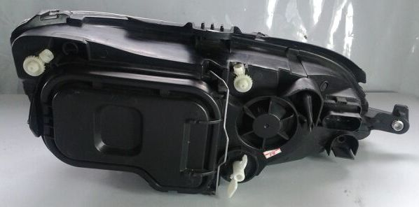 Farol Idea 05 a 10 Foco Duplo Cromado Lado Esquerdo  - Amd Auto Peças