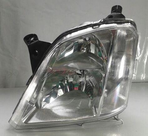 Farol Meriva 01 a 12 Mascara Cromada Lado Esquerdo  - Amd Auto Peças