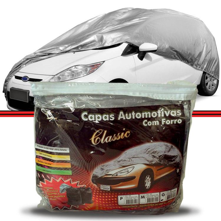 Capa Cobrir Protetora Proteção Carro Com Forro Tamanho M  - Amd Auto Peças
