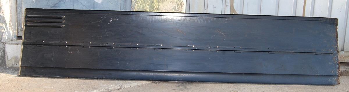 Lateral Traseira Kombi Cliper Furgão Superior Esquerdo  - Amd Auto Peças