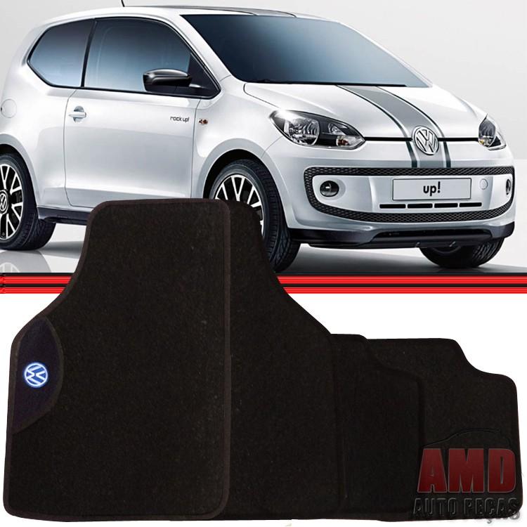 Jogo Tapete Automotivo Carro Up Jetta Volkswagen  - Amd Auto Peças