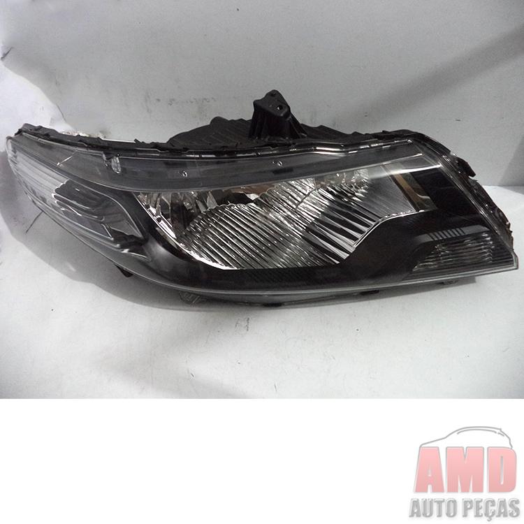 Farol Honda City 10 A 14  - Amd Auto Pe�as