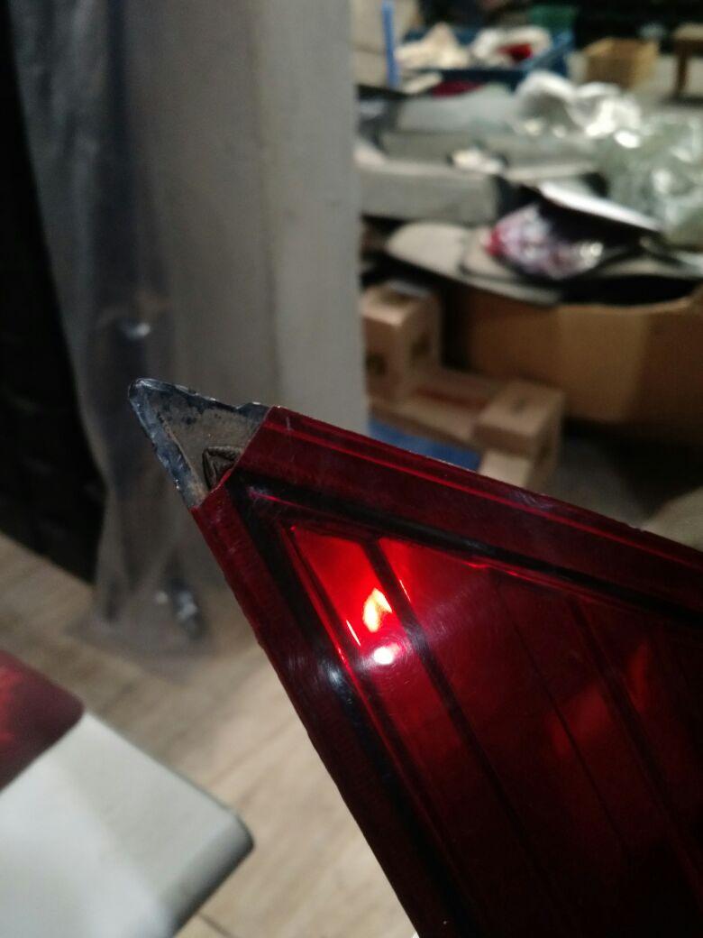 Lanterna Traseira Prisma 06 a 12 Esquerda  - Amd Auto Pe�as