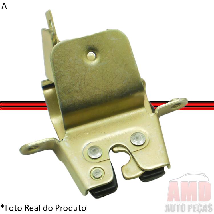 Fechadura Porta-Malas Apollo Escort Hobby 93 a 96 2 ou 4 Portas  - Amd Auto Peças