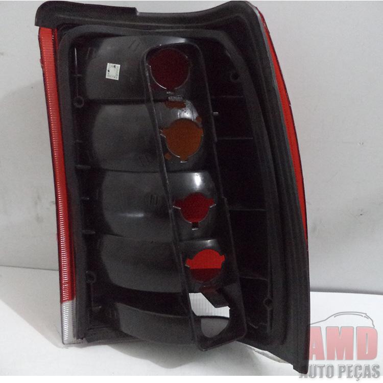 Lanterna Traseira Omega 93 A 98 Tricolor  - Amd Auto Peças
