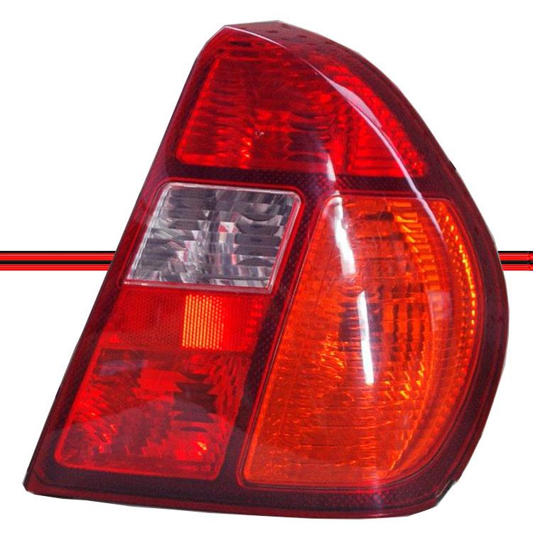 Lanterna Traseira Clio Sedan 03 A 10 Pisca Amarelo Original  - Amd Auto Peças