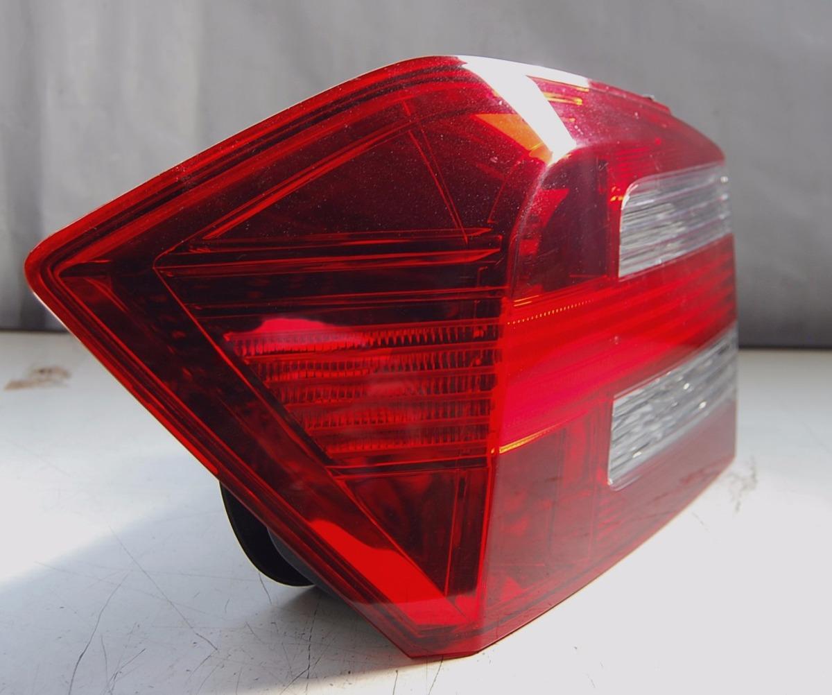 Lanterna Traseira City 12 A 14  - Amd Auto Peças