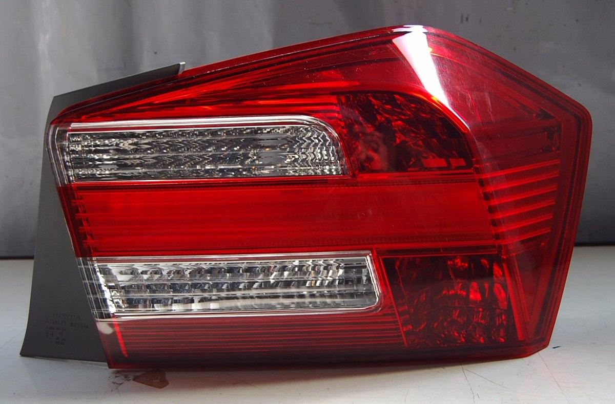 Lanterna Traseira City 12 A 14  - Amd Auto Pe�as